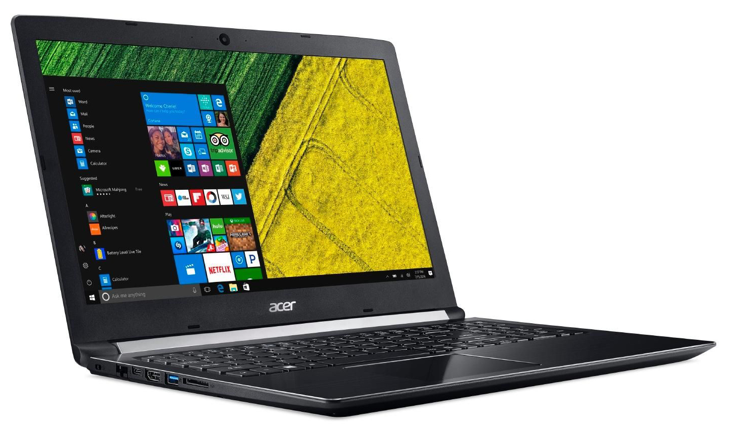 Acer Aspire 5 A515-51G (7200U, MX150, FHD) Laptop Review