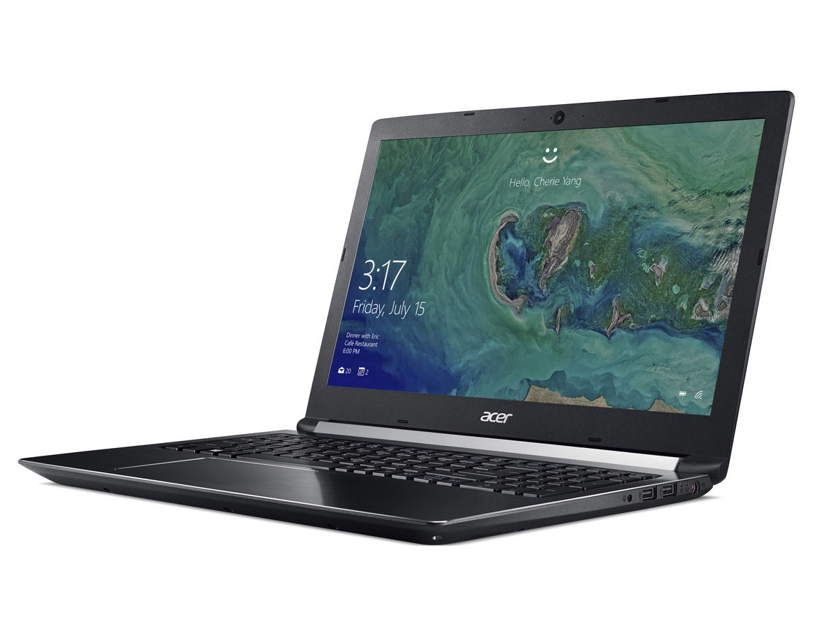 Acer Aspire 7 A715 72g I7 8750h Gtx 1050 Ti Ssd Fhd Laptop Review Notebookcheck Net Reviews