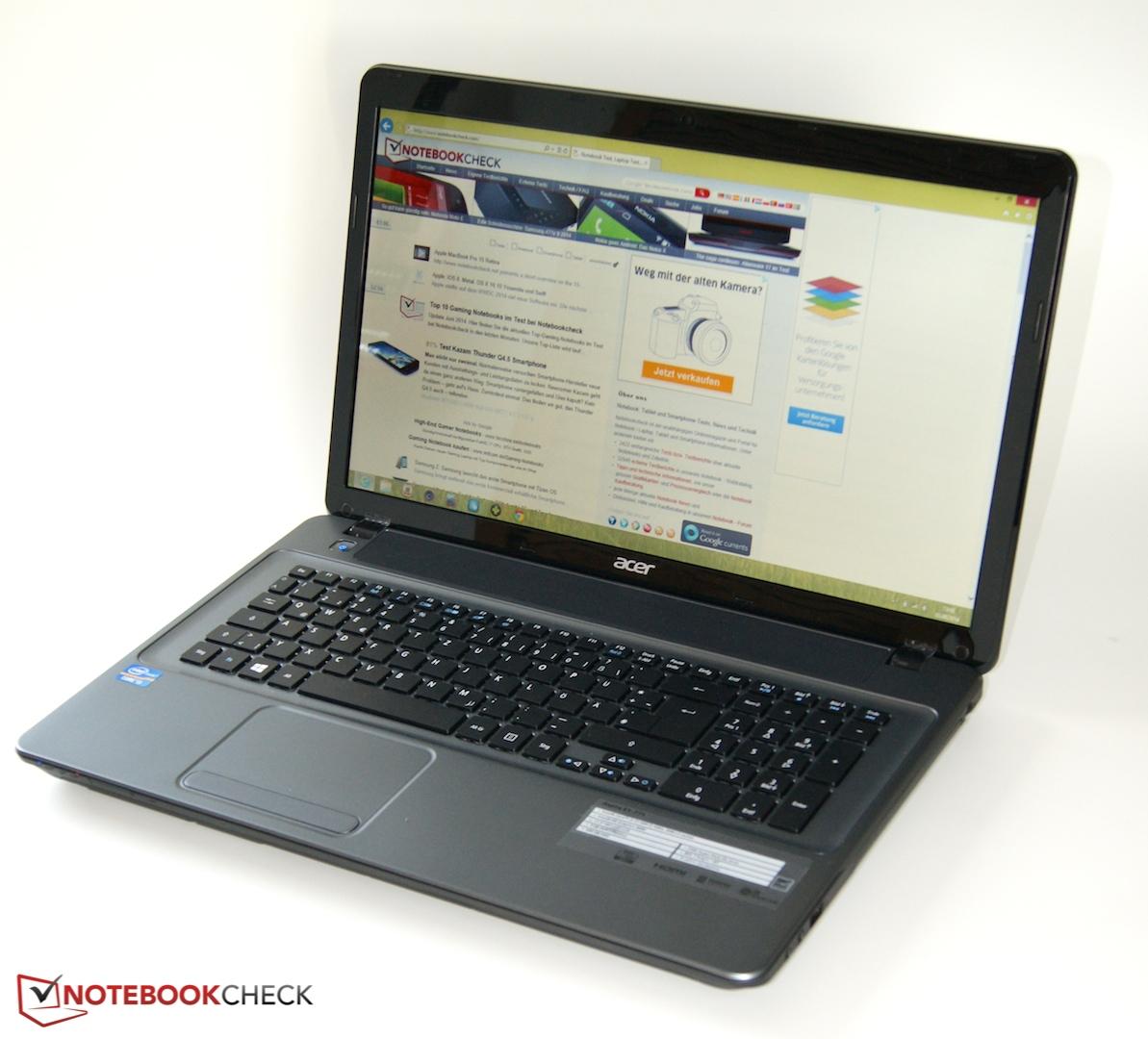 Acer E1-771 Drivers Windows
