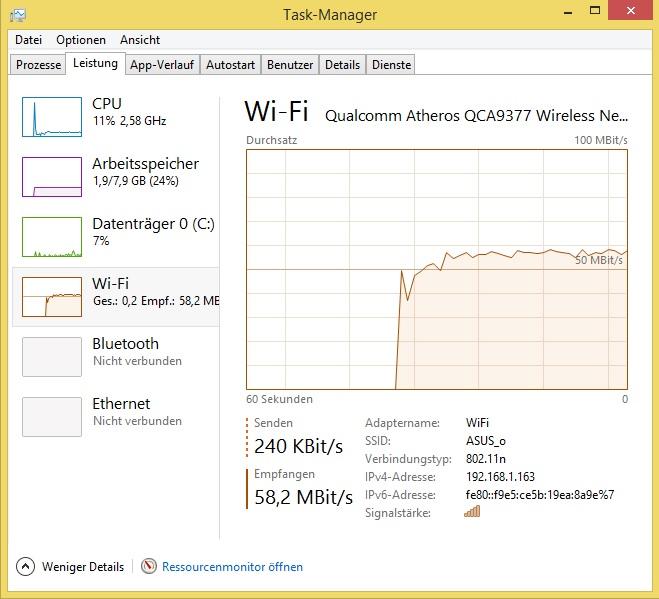 Acer Aspire E5-473G Notebook Review - NotebookCheck net Reviews