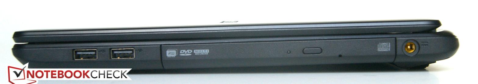 USB 2.0 External CD//DVD Drive for Acer Aspire E5-571g
