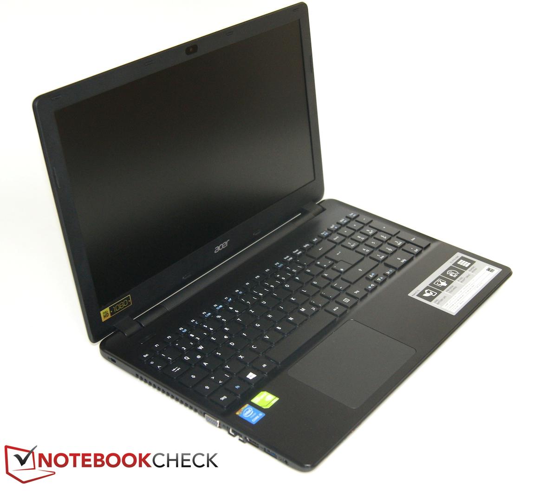 Acer Aspire E5-571G-536E Notebook Review