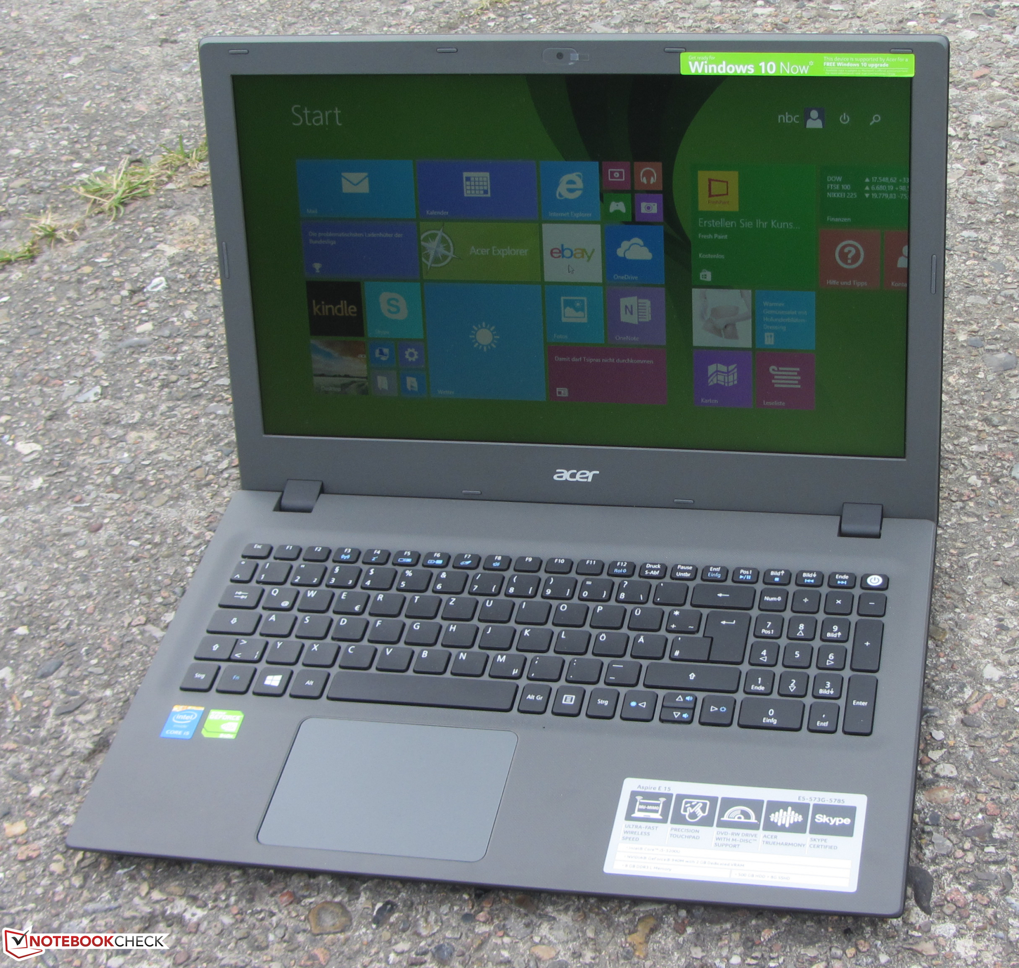 ACER ASPIRE E5-773 REALTEK LAN DRIVER WINDOWS 7 (2019)