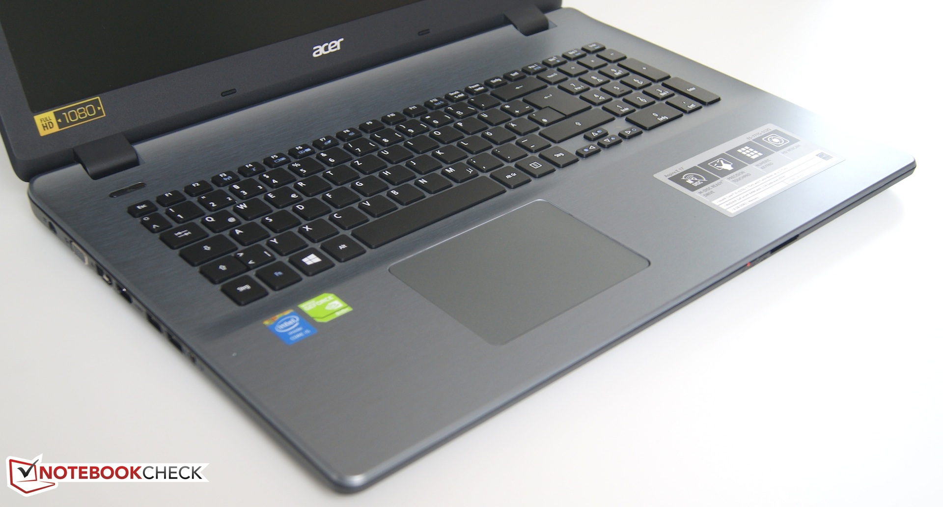 ACER ASPIRE E5-771G REALTEK AUDIO WINDOWS 7 64 DRIVER