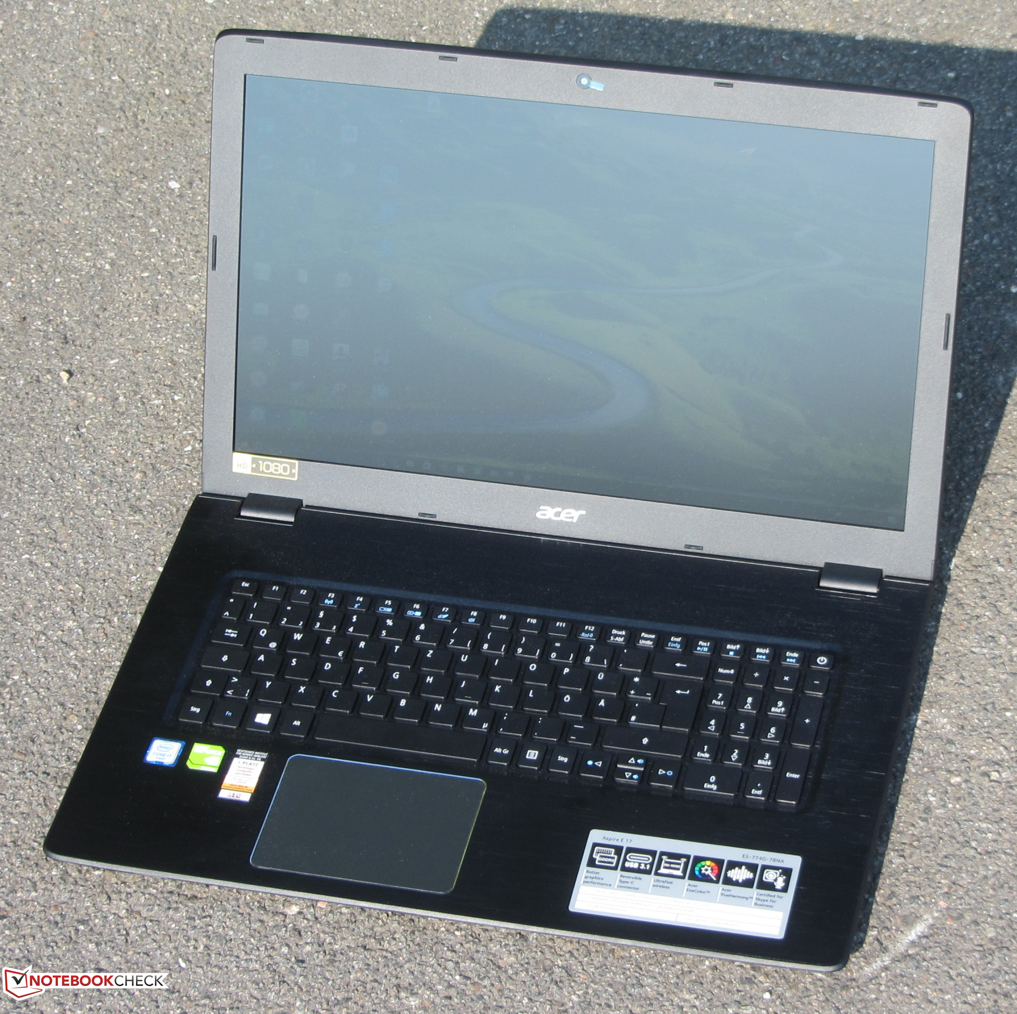 ACER ASPIRE E5-774G REALTEK AUDIO WINDOWS 7 X64 TREIBER