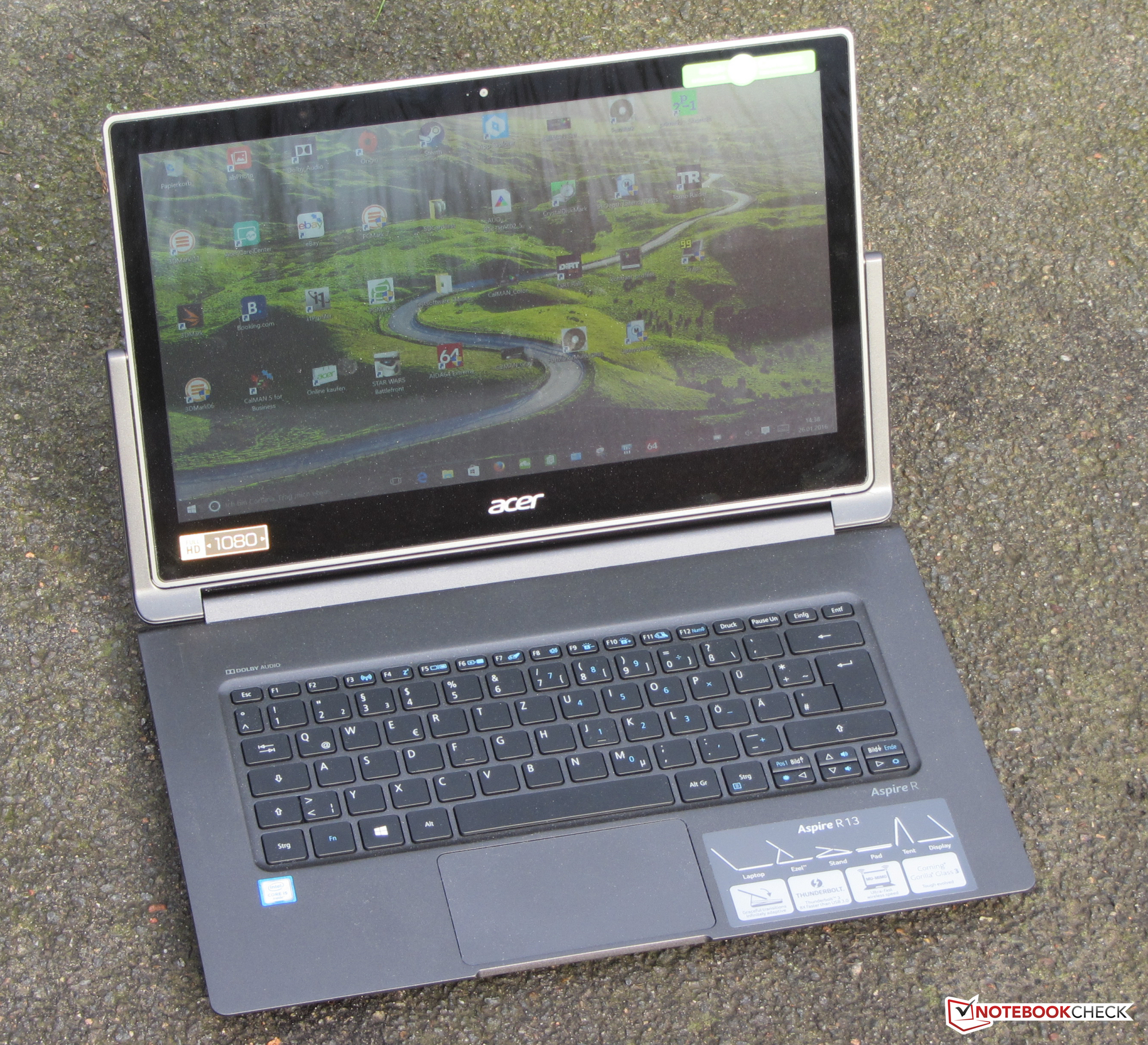 Acer Aspire R7-372T Atheros WLAN Treiber Windows XP