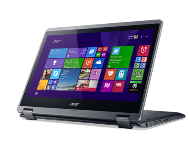 Acer Aspire R14 Convertible Review - NotebookCheck.net Revie