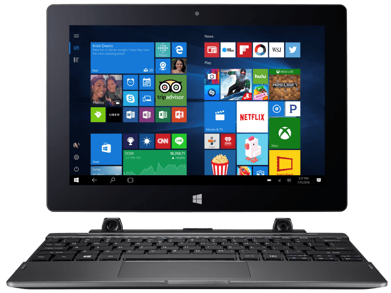 In review  Acer Aspire Switch One 10 SW1-011-14UQ. Test model courtesy of  Notebook.de 03cc2047f1