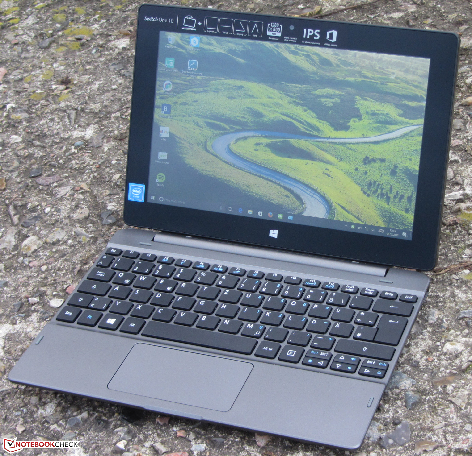 acer aspire switch one 10 sw1 011 14uq notebook review. Black Bedroom Furniture Sets. Home Design Ideas