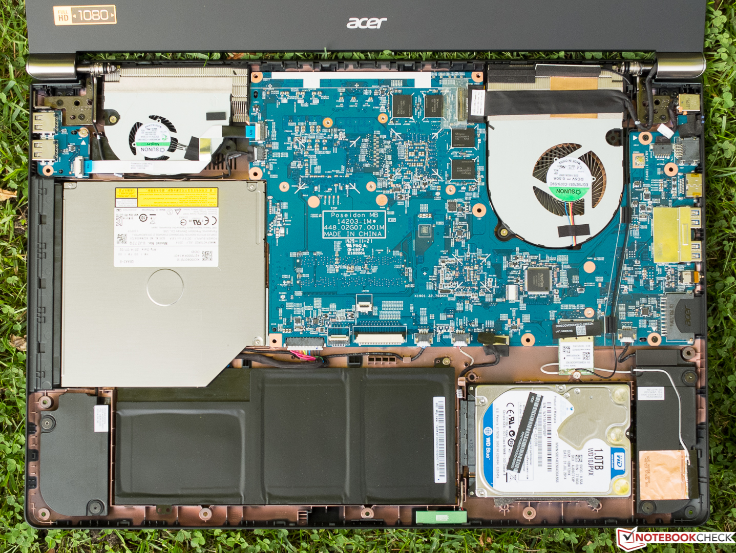 Acer Aspire VN7-571, VN7-591 и VN7-791