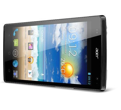 In review: Acer Liquid Z5. Review sample courtesy of Acer Germany.