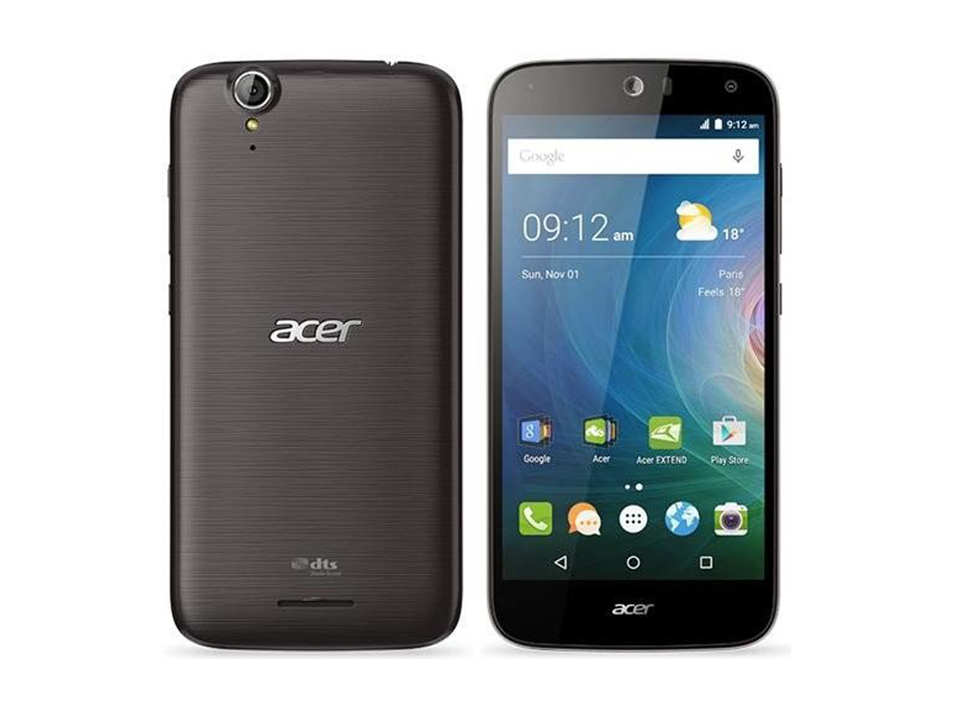best service 07885 c97e8 Acer Liquid Z630 Smartphone Review - NotebookCheck.net Reviews