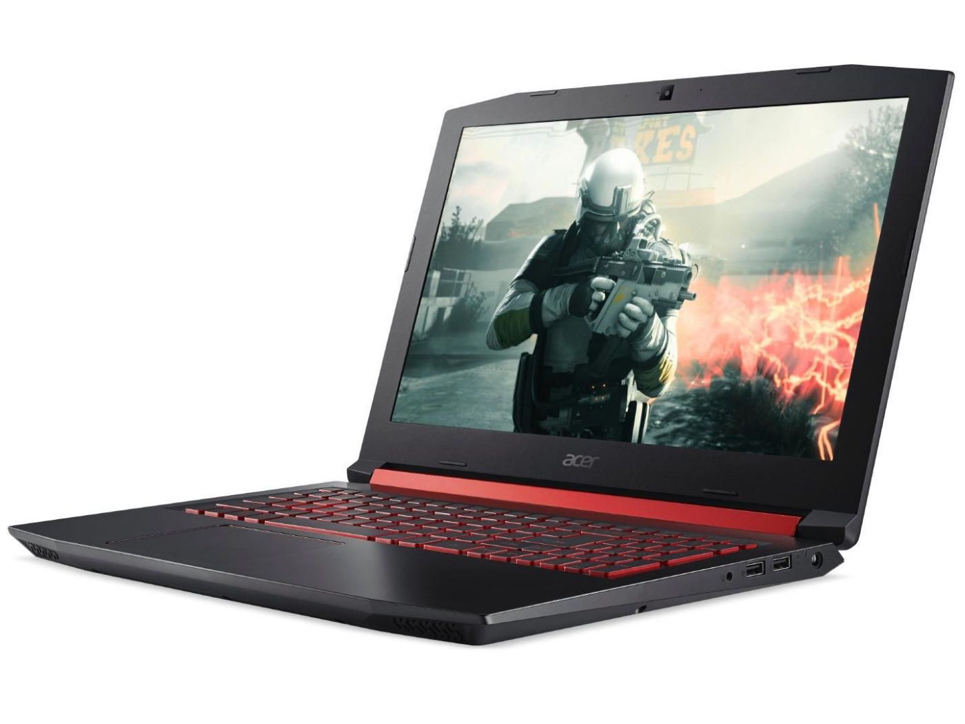 Acer Nitro 5 7700hq Gtx 1050 Ti Laptop Review Notebookcheck Net Reviews
