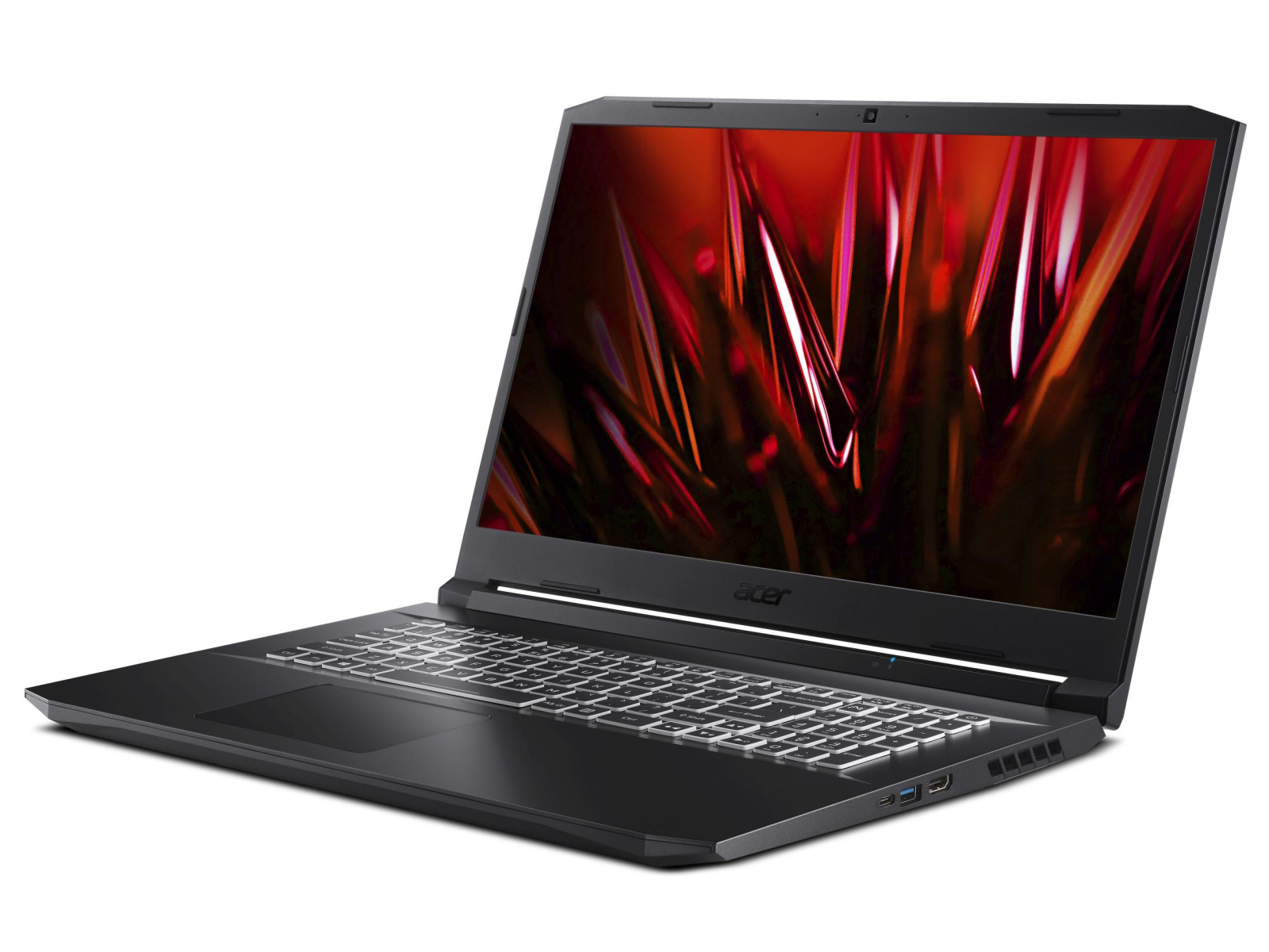 Acer Nitro 5 AN517-41 in review: GeForce RTX 3070 on the back burner -  NotebookCheck.net Reviews