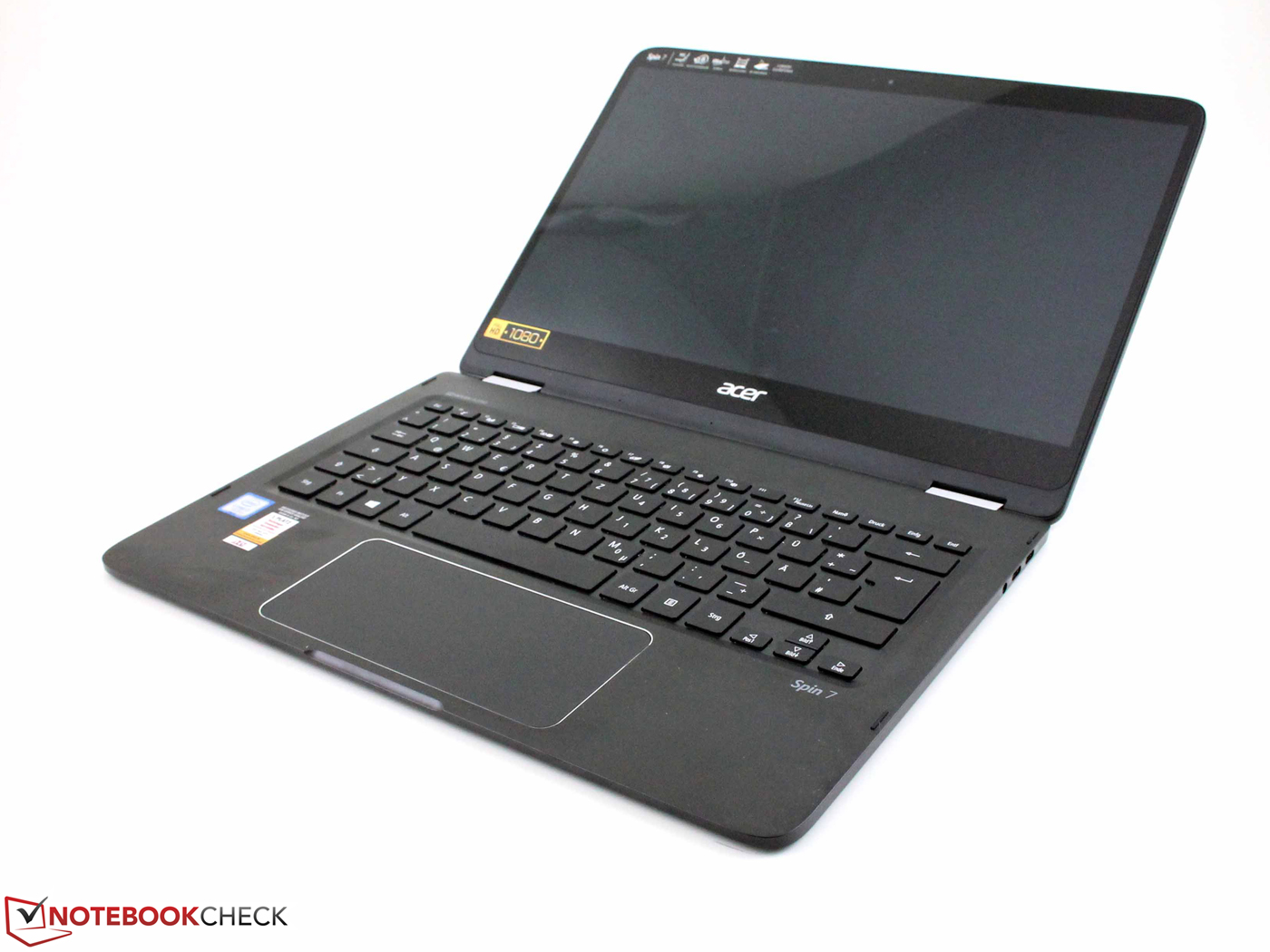 Acer Spin 7 SP714 51 M09D Convertible Review