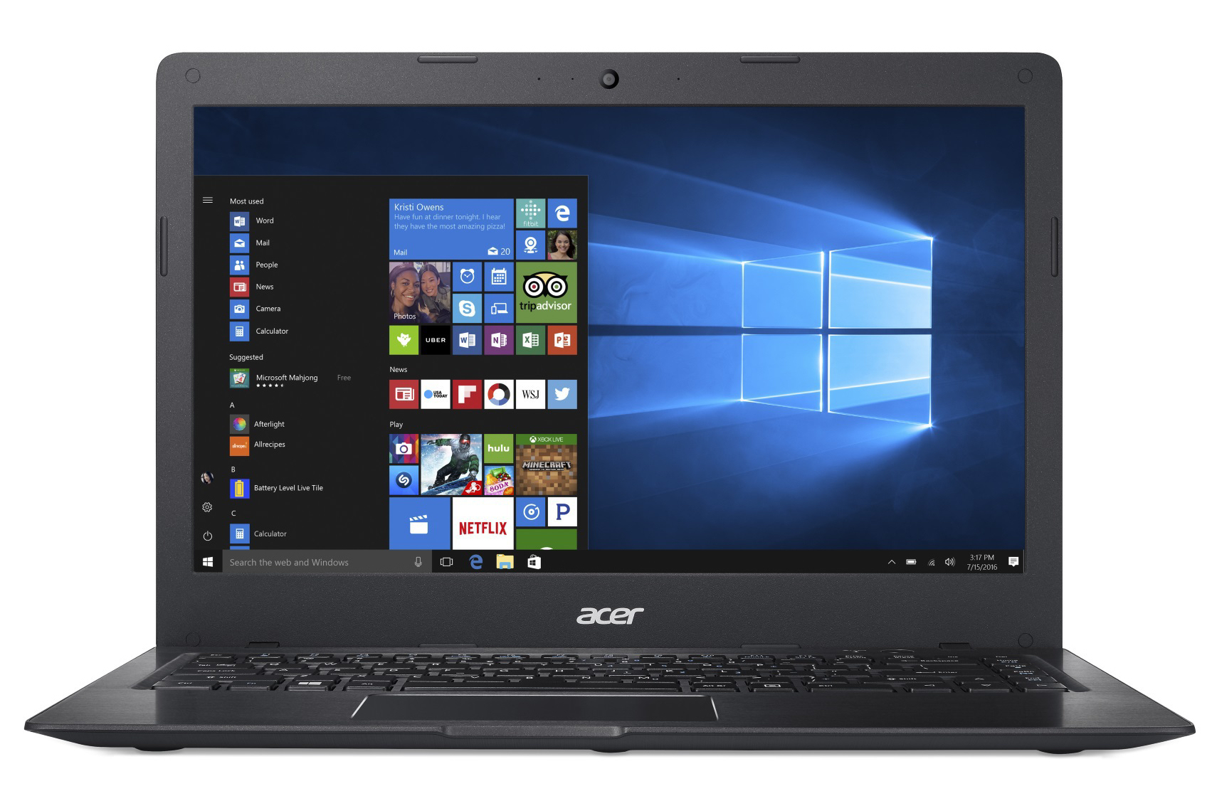 Acer Swift 1 SF114-31-P6F6 Notebook Review - NotebookCheck.net Reviews