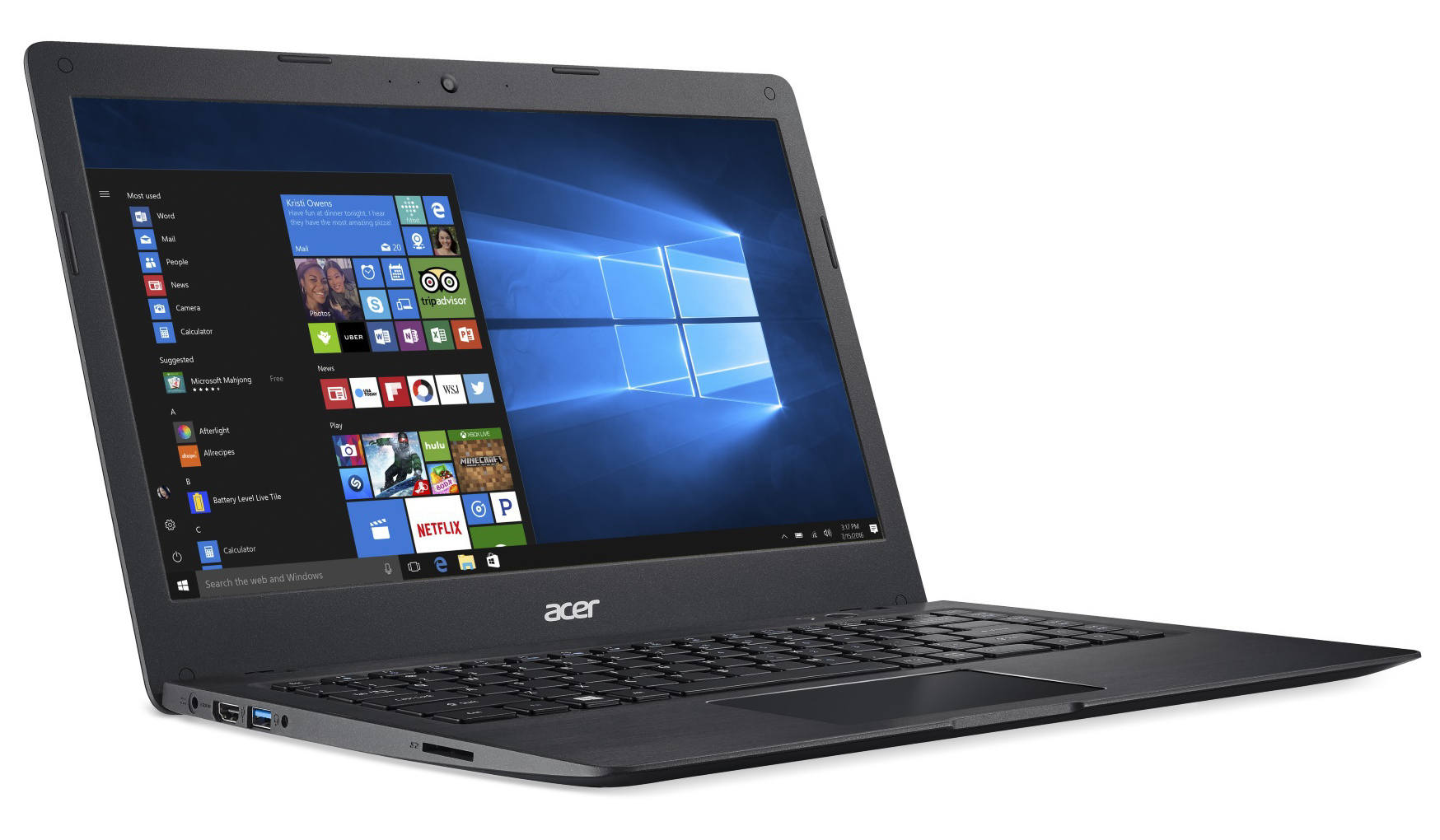 Acer Swift 1 SF114 31 P6F6 Notebook Review
