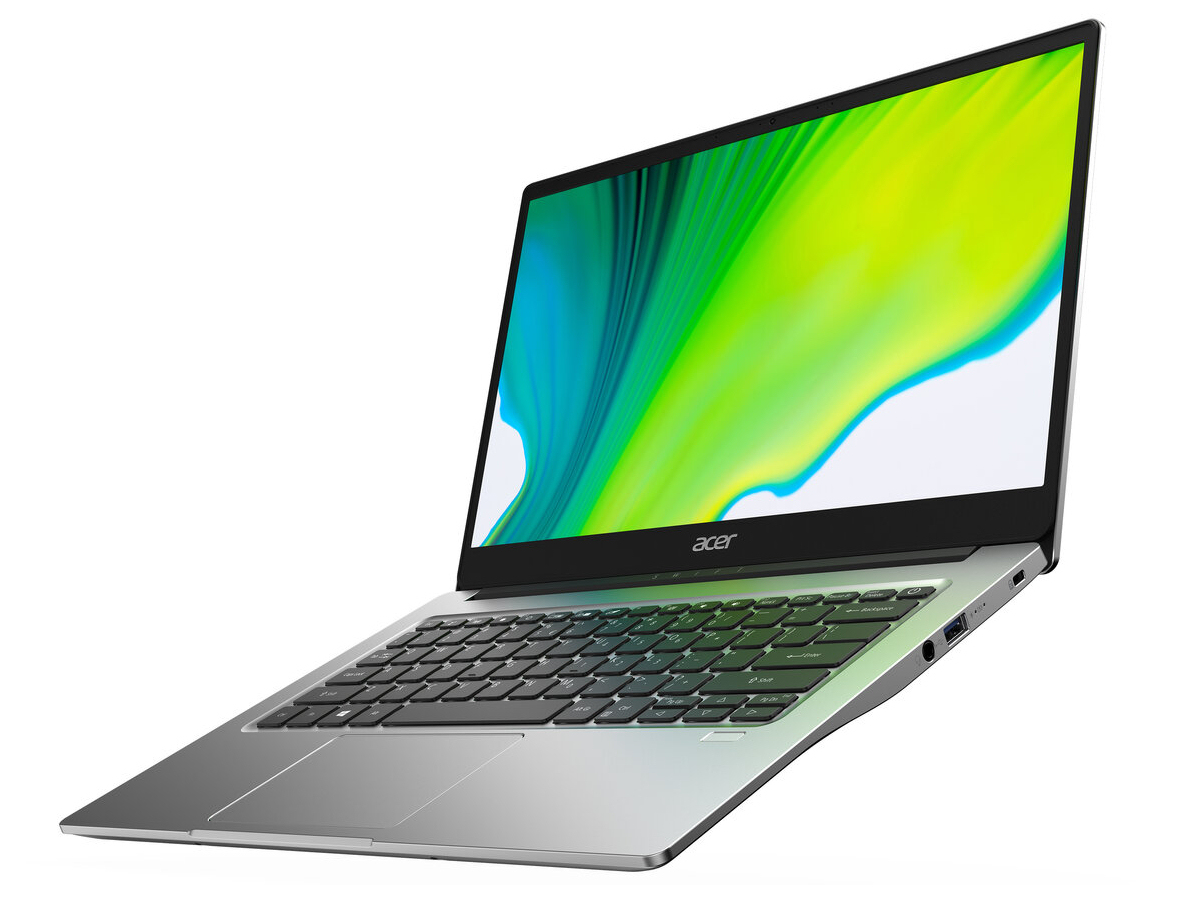 Acer Swift 3 Sf314 42 Laptop Review Fast Slim And With Good Battery Life The Ryzen Subnotebook Is Almost Completely Convincing Notebookcheck Net Reviews