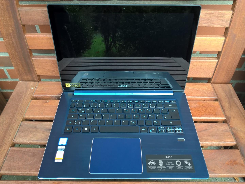 Acer Swift 3 (i5-7200U, HD 620) Laptop Review