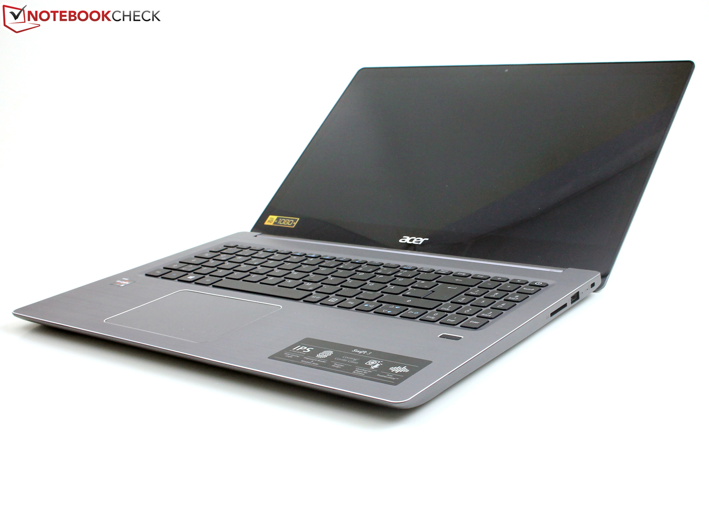 Acer Swift 3 SF315 (Ryzen 5 2500U, Vega 8, 256 GB, FHD ...