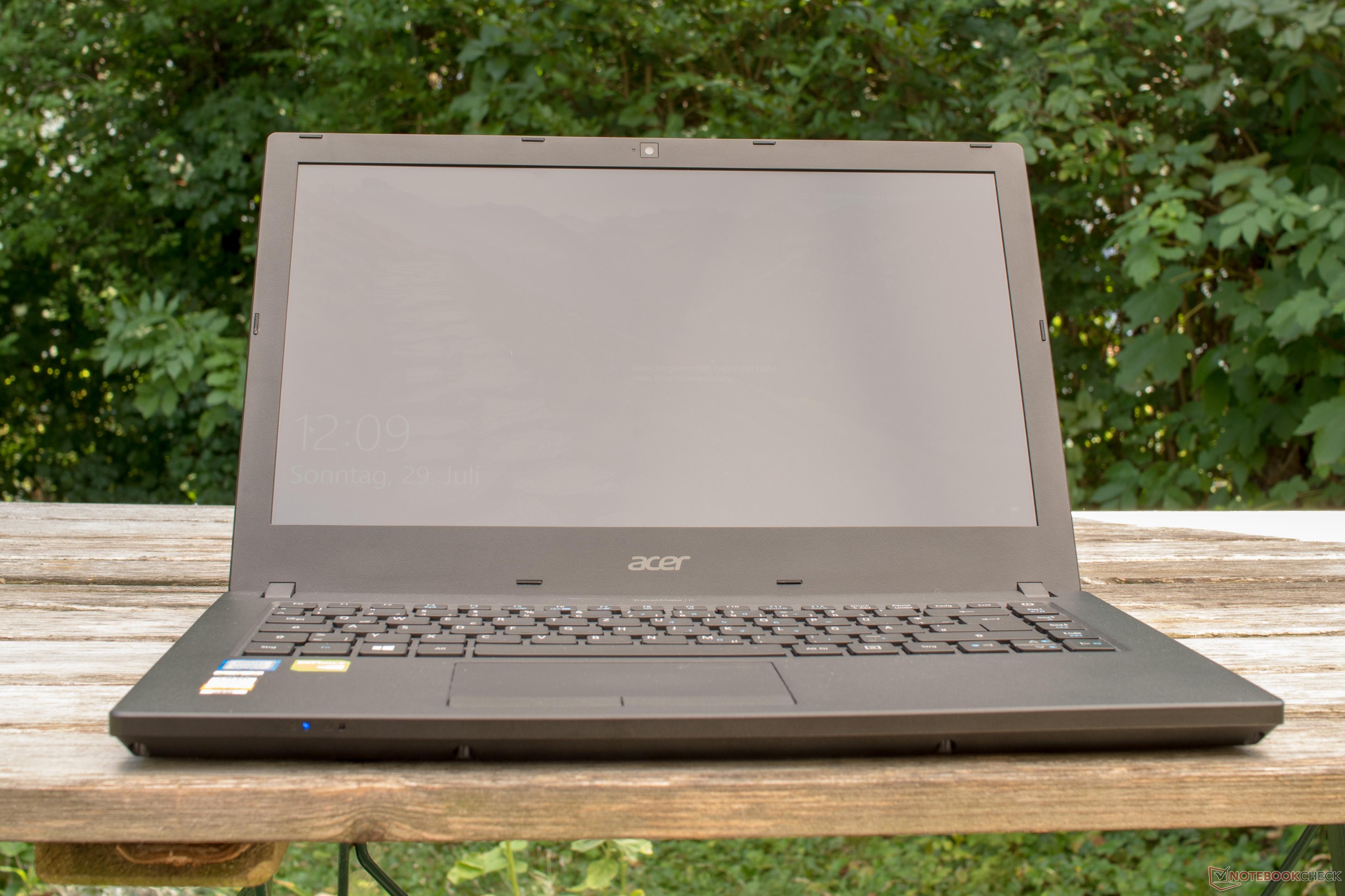 Acer TravelMate 2410 VGA Vista