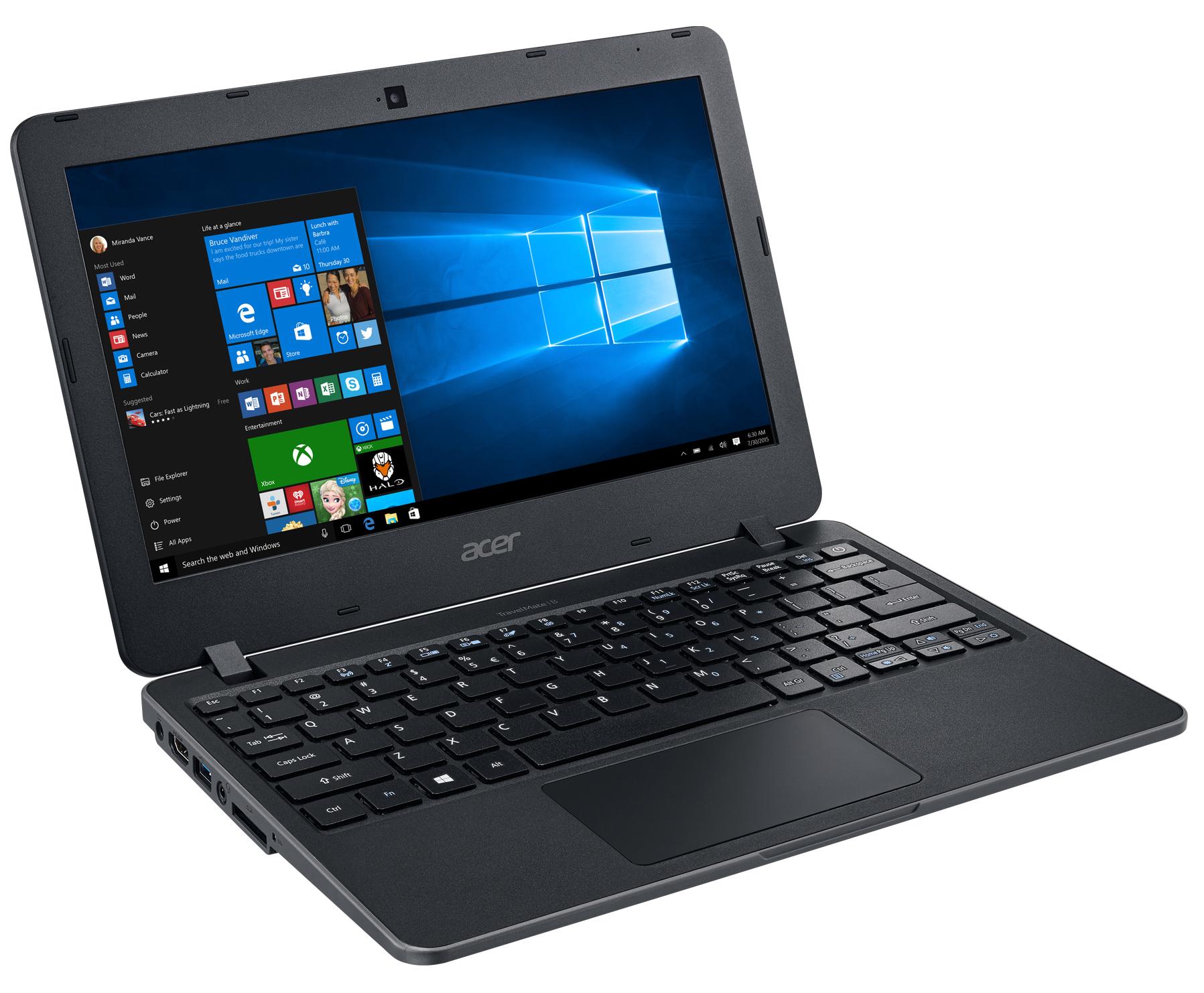Acer TravelMate B117-MP Intel DPTF Windows 8 X64