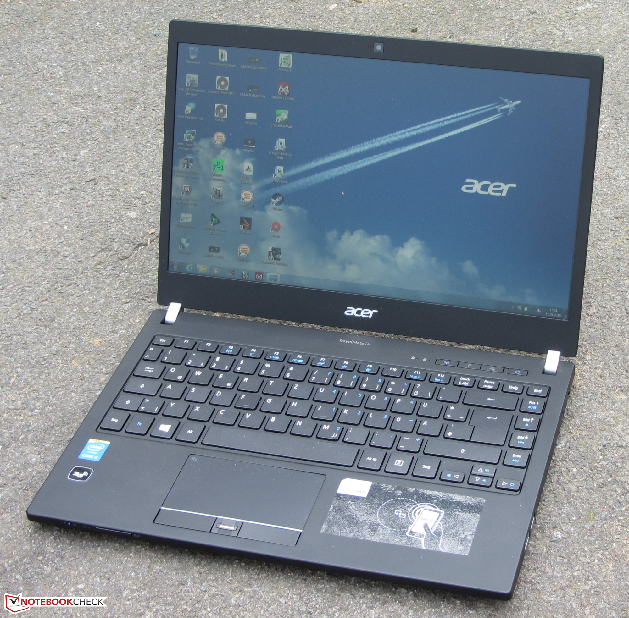 Acer TravelMate P645-S Intel Graphics Treiber Windows XP