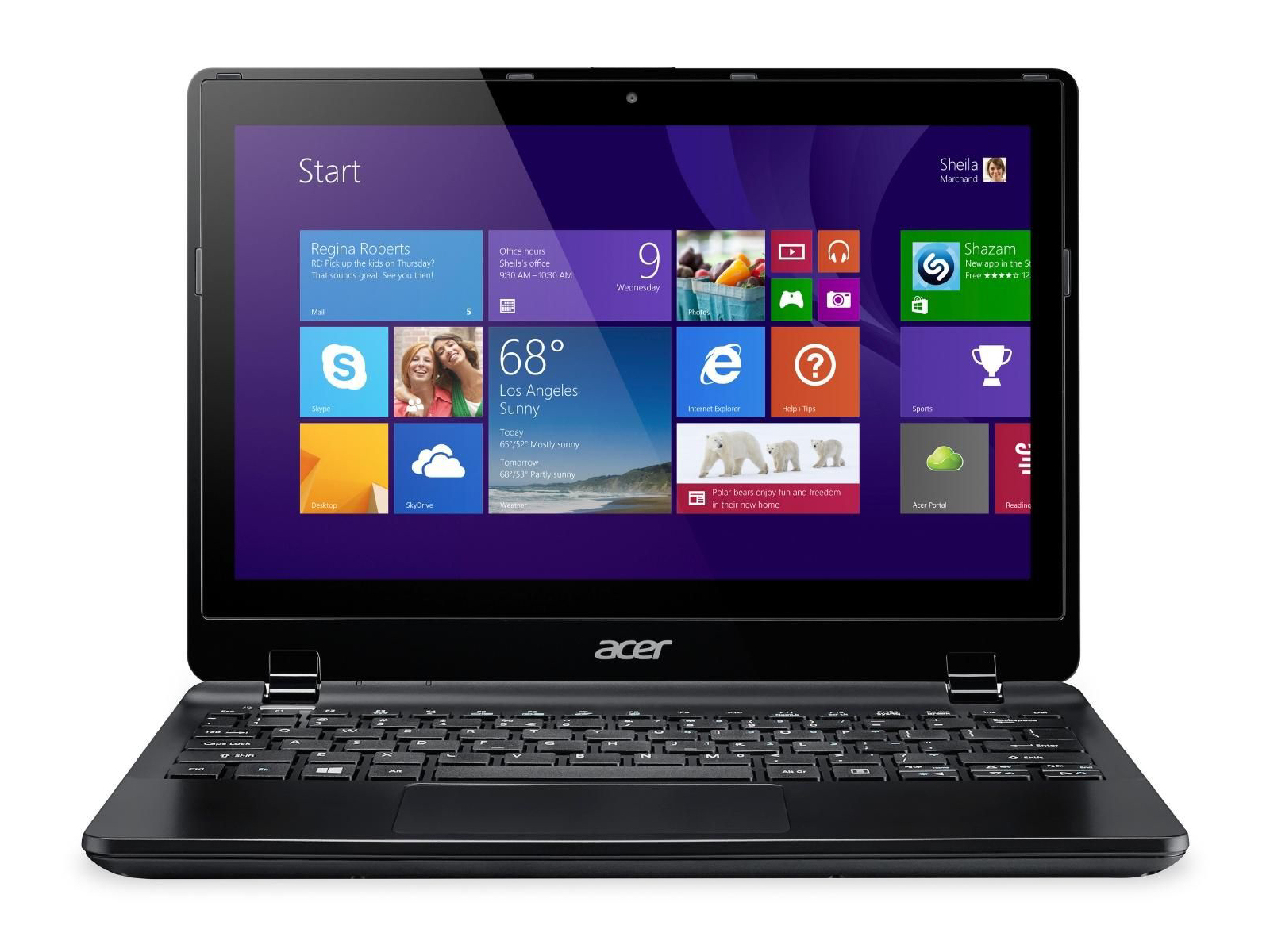 Acer TravelMate B115MPC2TQ Netbook Review Update Noteboo