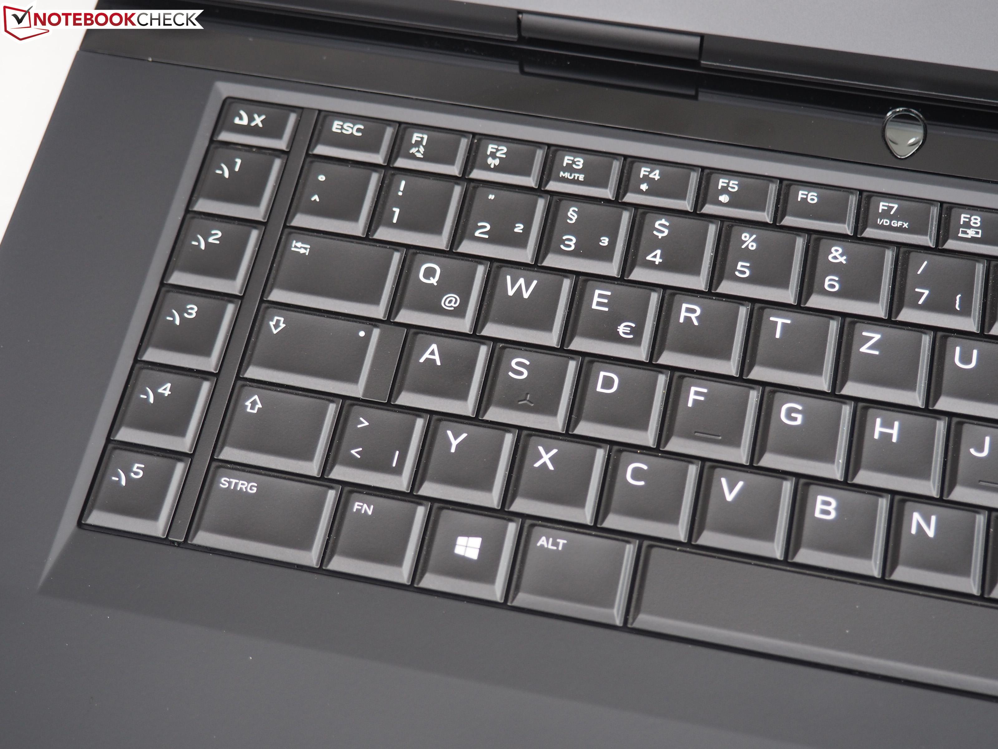 Alienware 15 R4 (i9-8950HK, GTX 1070, FHD) Laptop Review