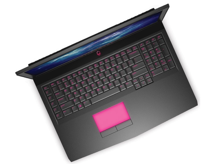 Alienware 17 R5 (i7-8750H, GTX 1070, QHD) Laptop Review