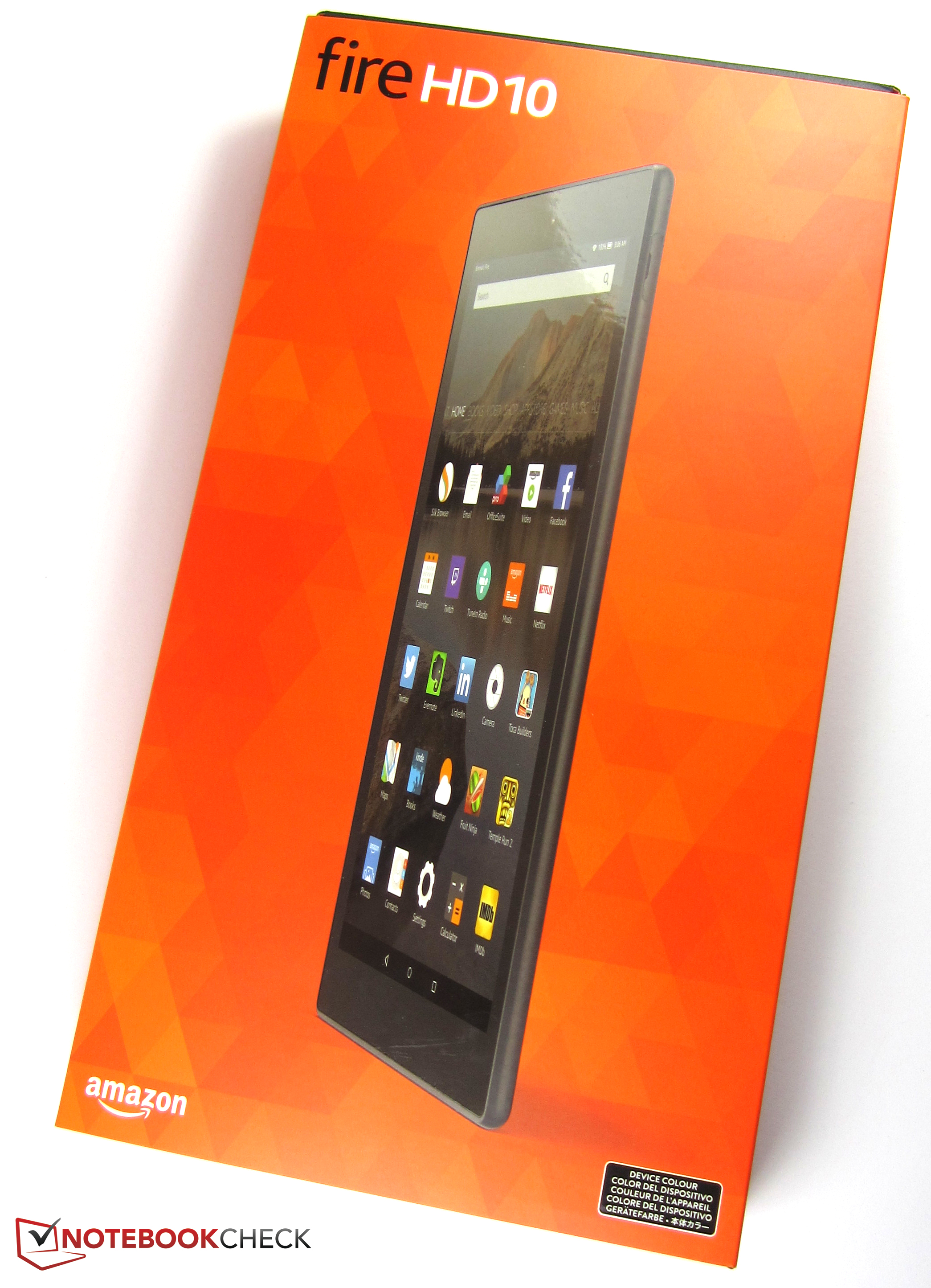 Amazon Fire HD 10 (2015) Tablet Review