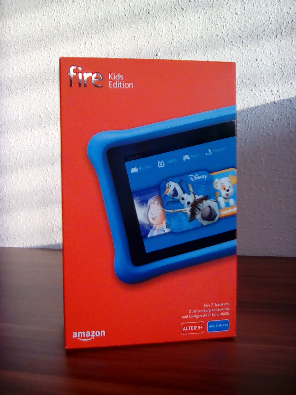 Amazon Fire Kids Edition (Late 2015) Tablet Review