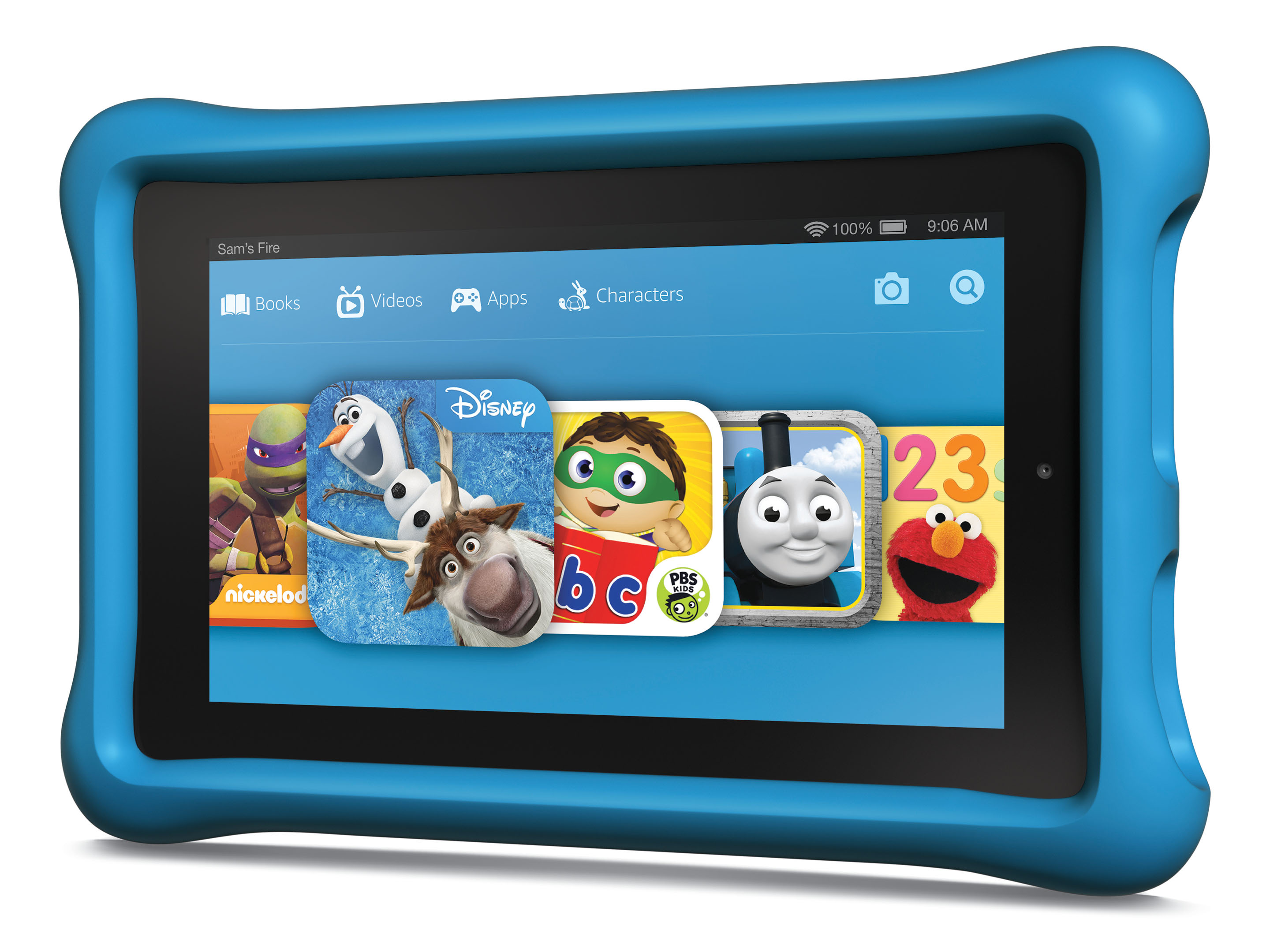 Amazon Fire Kids Edition (Late 2015) Tablet Review ...