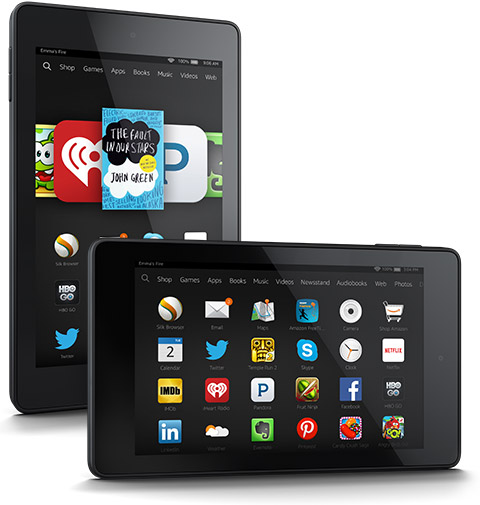 Amazon Kindle Fire HD 6 Tablet Review - NotebookCheck net Reviews