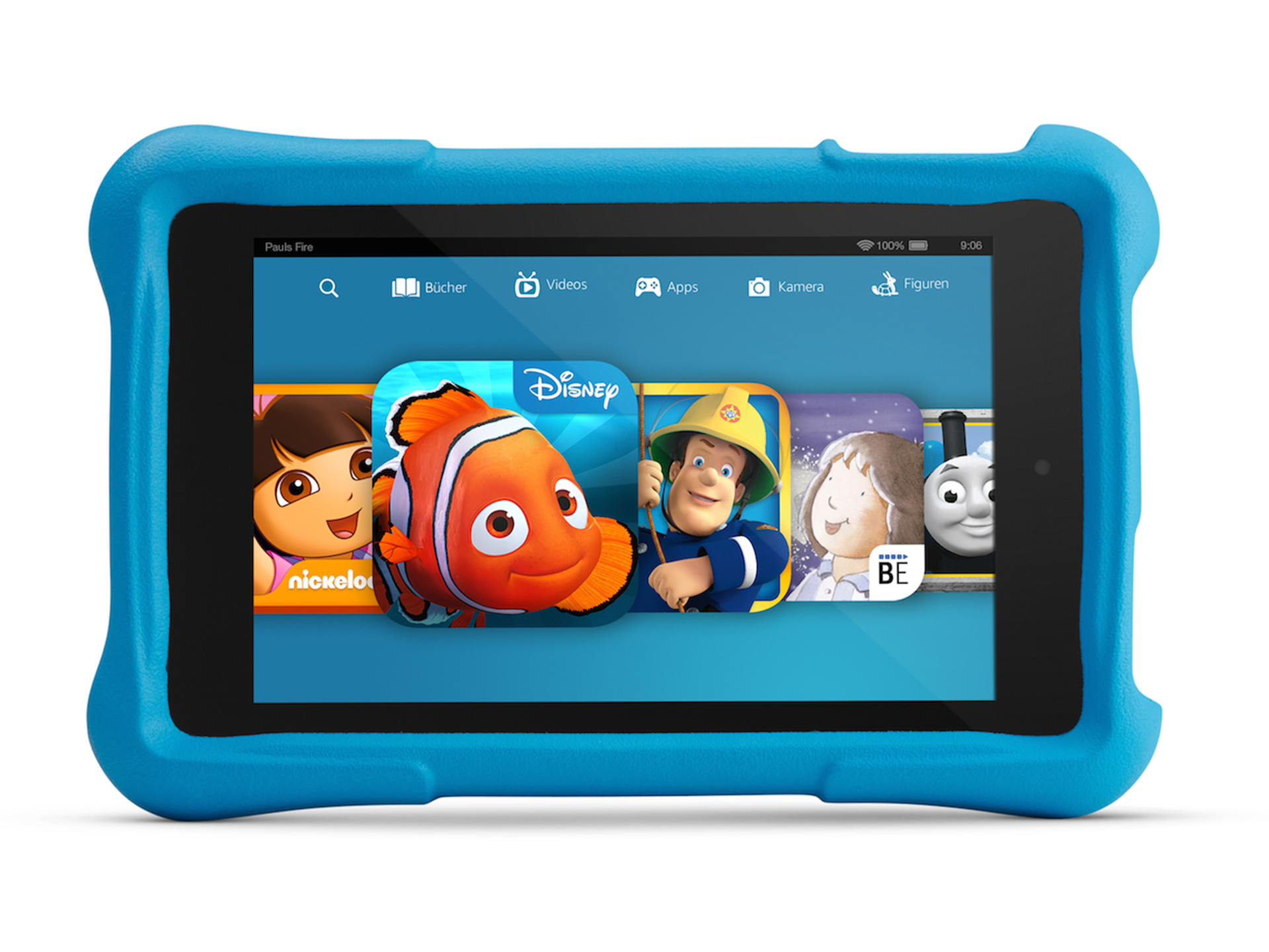 Amazon Kindle Fire HD 6 Kids Edition Tablet Review