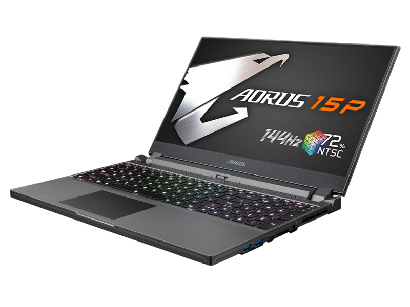 Gigabyte Focuses On The Essentials With The Aorus 15p Wb Gaming Laptop Notebookcheck Net Reviews