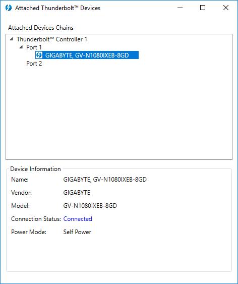 Aorus GTX 1080 Gaming Box Review - NotebookCheck net Reviews