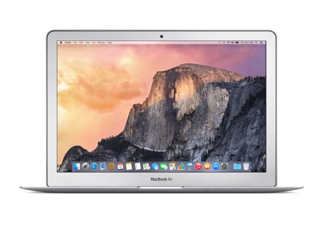 Apple Macbook Air 13 2017 Laptop 1 8 Ghz Review Notebookcheck