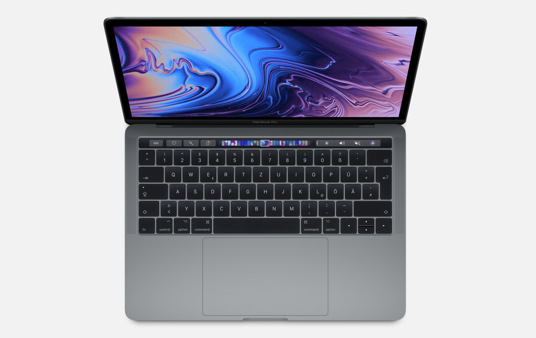 Apple Macbook Pro 13 2019 Laptop Review Good Performance But No Real Innovation Notebookcheck Net Reviews