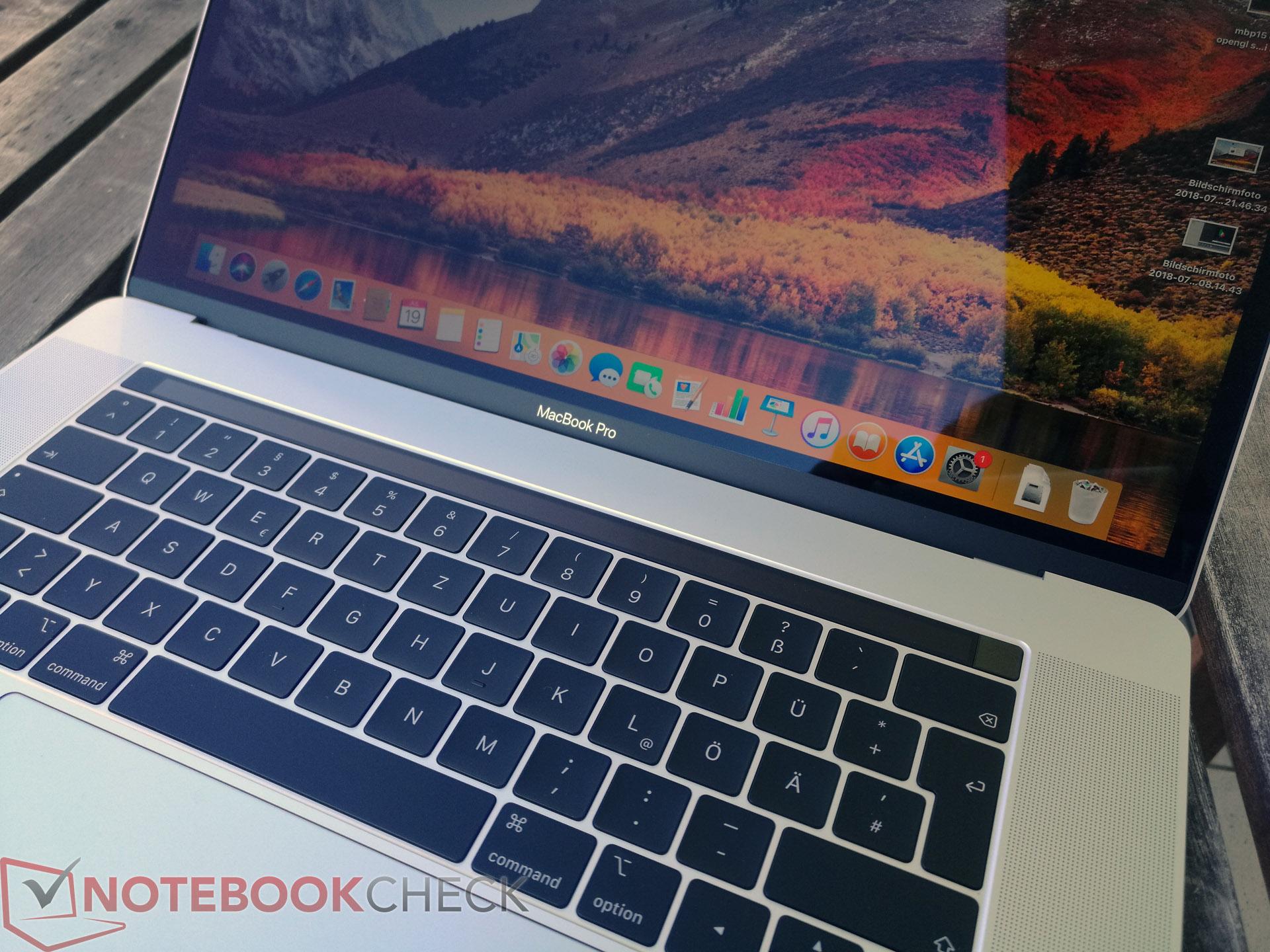 Apple MacBook Pro 15 2018 (2 6 GHz, 560X) Laptop Review