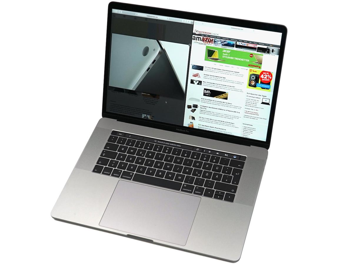 Apple Macbook Pro    Notebook Review Notebookcheck Net Reviews