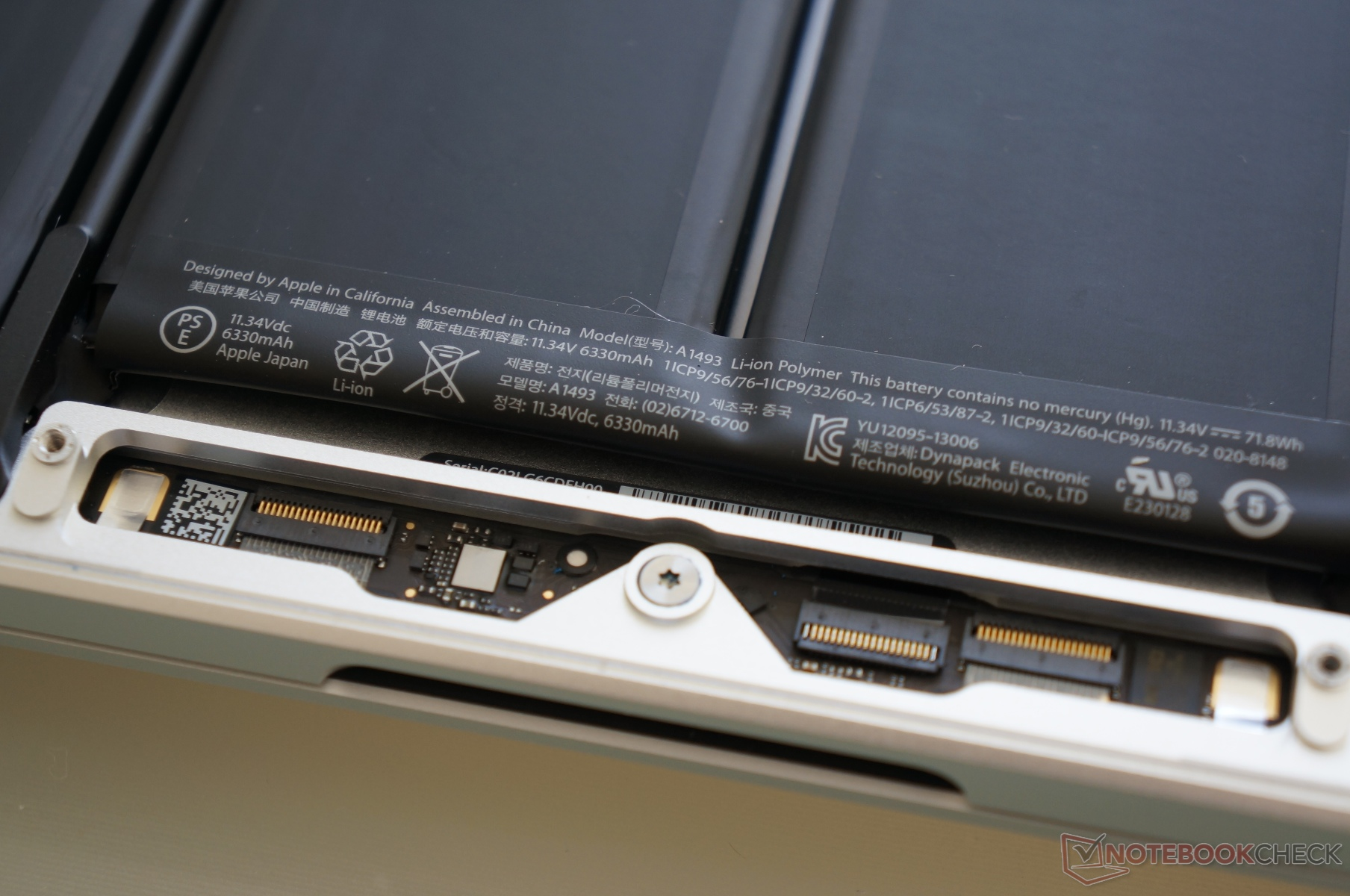 Review Apple Macbook Pro Retina 13 Late 2013 Notebook