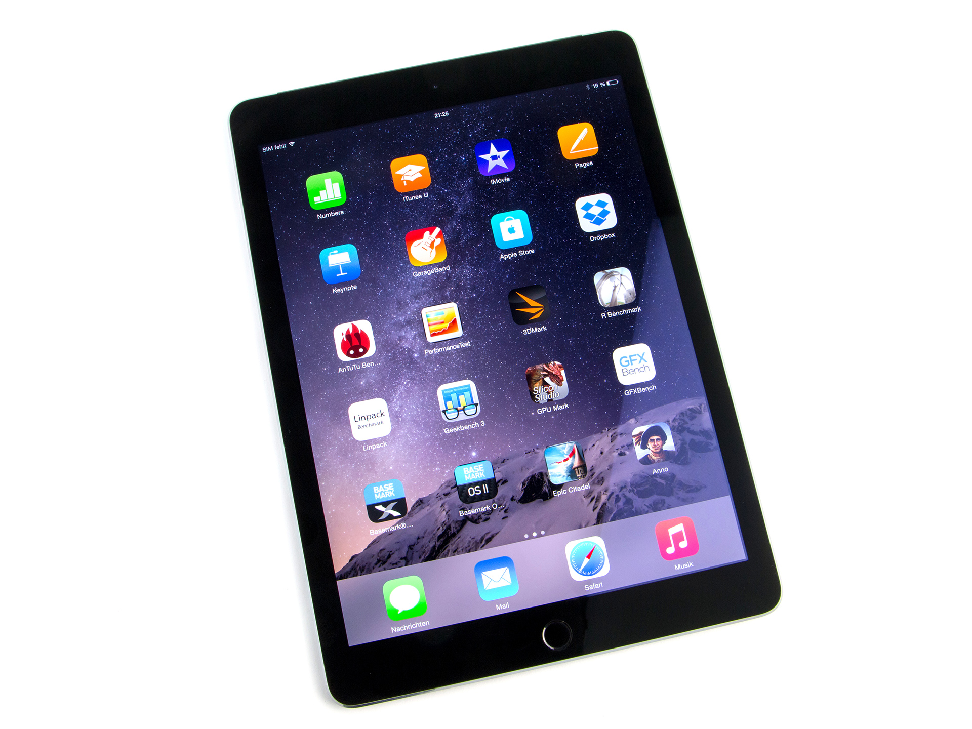 Apple iPad Air 2 (A1567 / 128 GB / LTE) Tablet Review