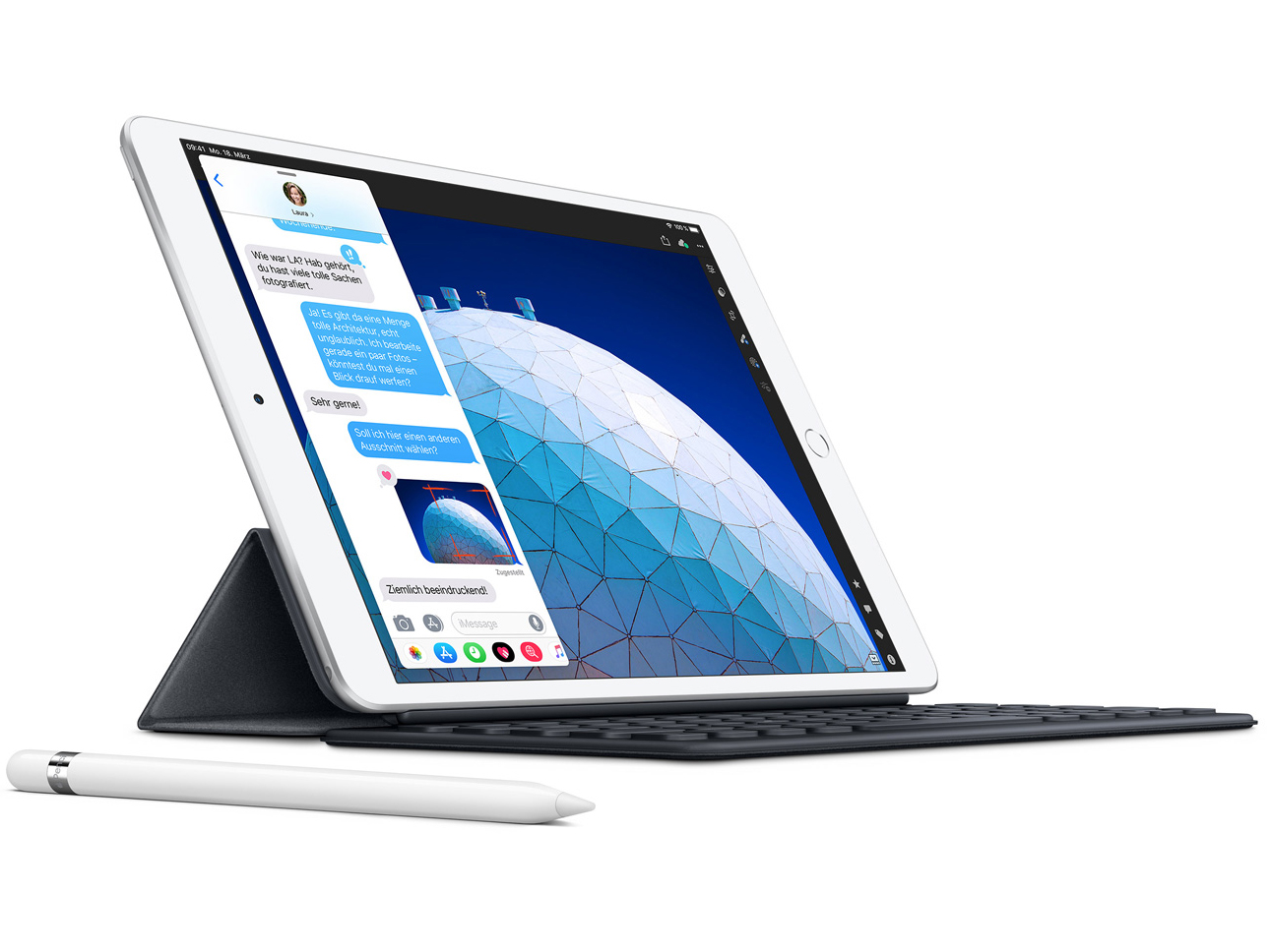 Apple iPad Air (2019) Tablet Review - NotebookCheck.net ...