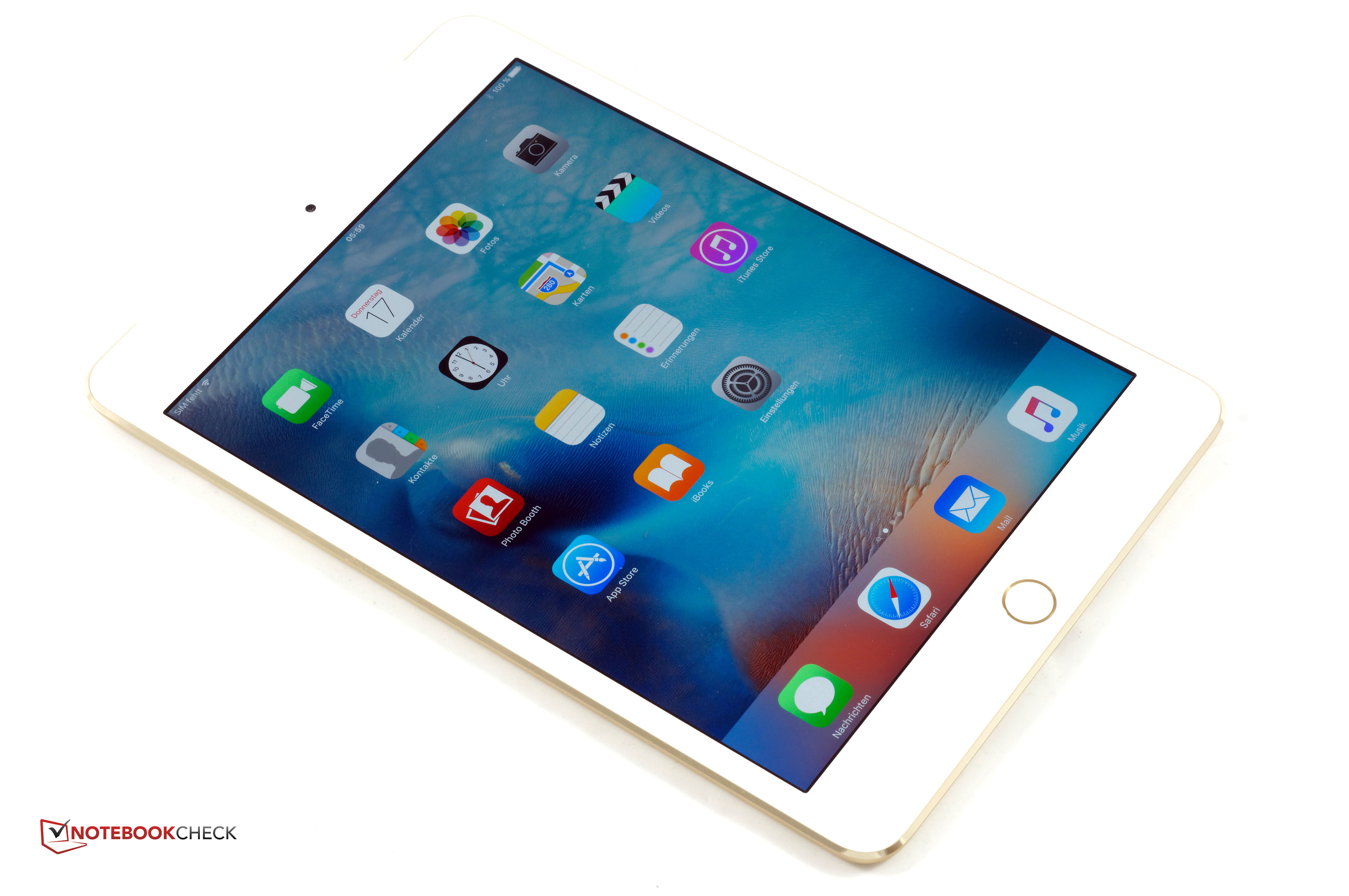 3c4cb80068703 Apple iPad Mini 4 Tablet Review - NotebookCheck.net Reviews