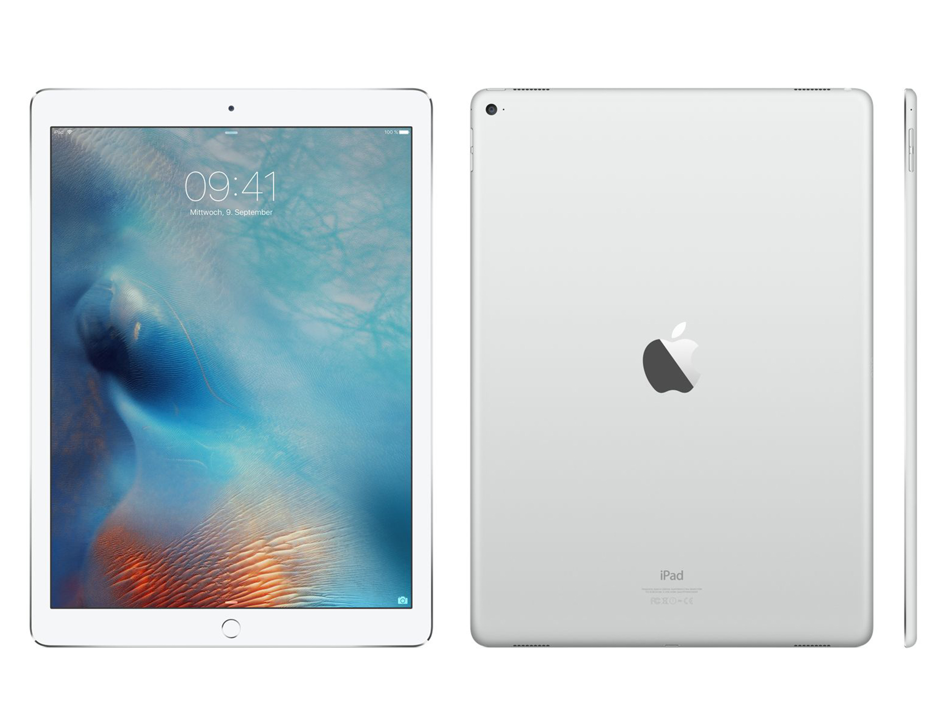 Apple iPad Pro Tablet Review NotebookChecknet ReviewsIpad 3 Back Png