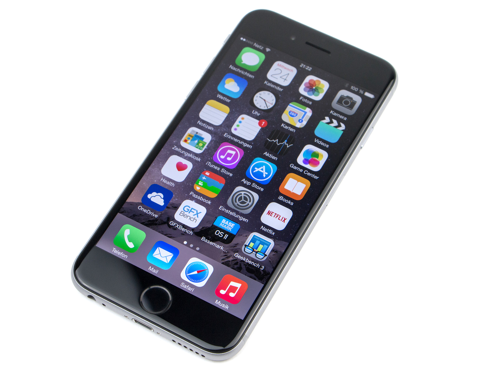 apple iphone 6 smartphone review reviews. Black Bedroom Furniture Sets. Home Design Ideas