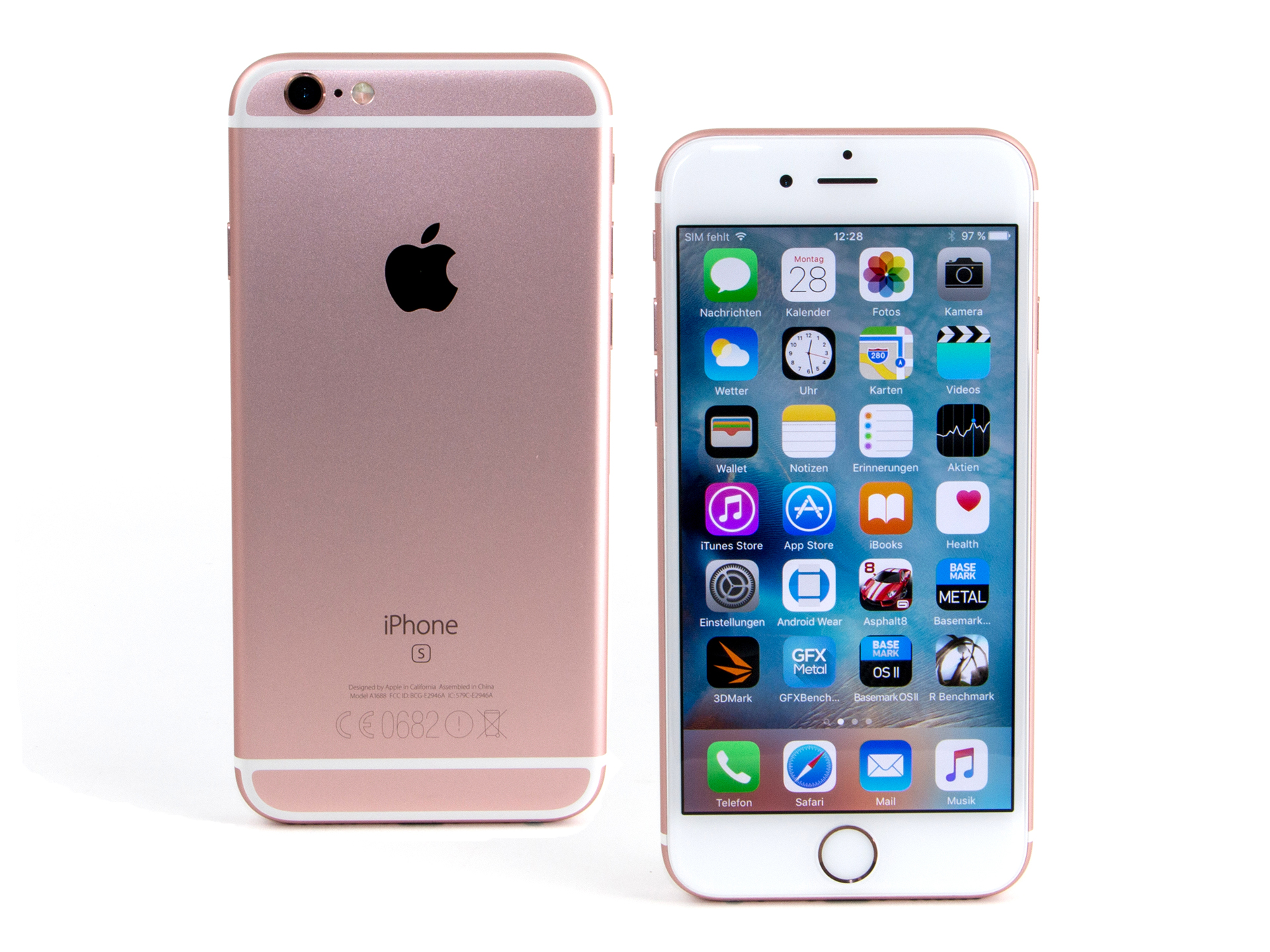 notice iphone 6s apple