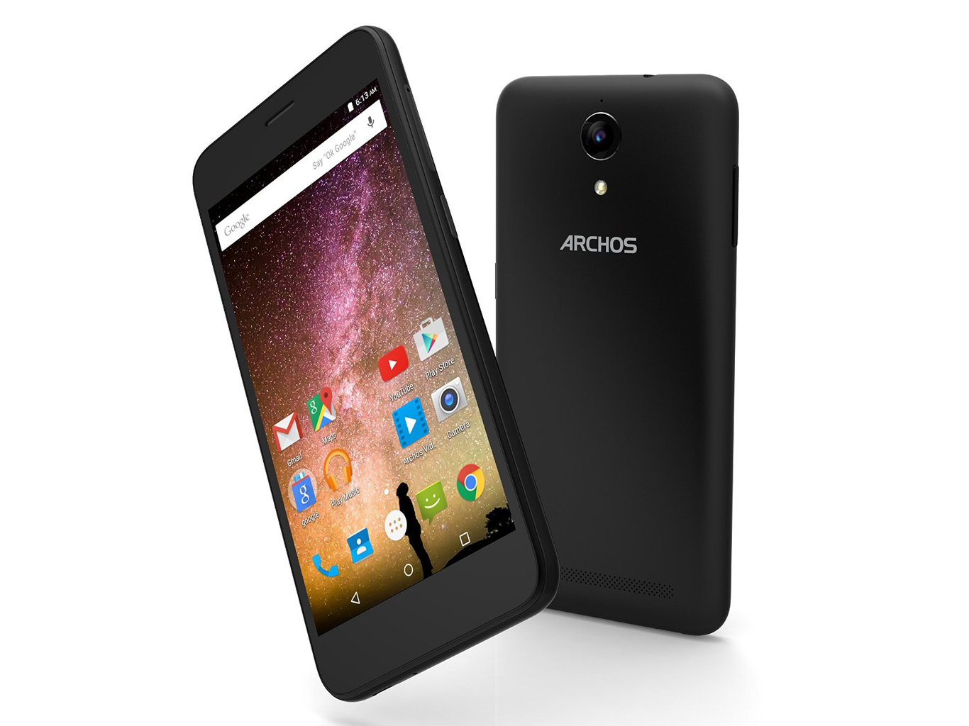 archos 50 power smartphone review reviews. Black Bedroom Furniture Sets. Home Design Ideas
