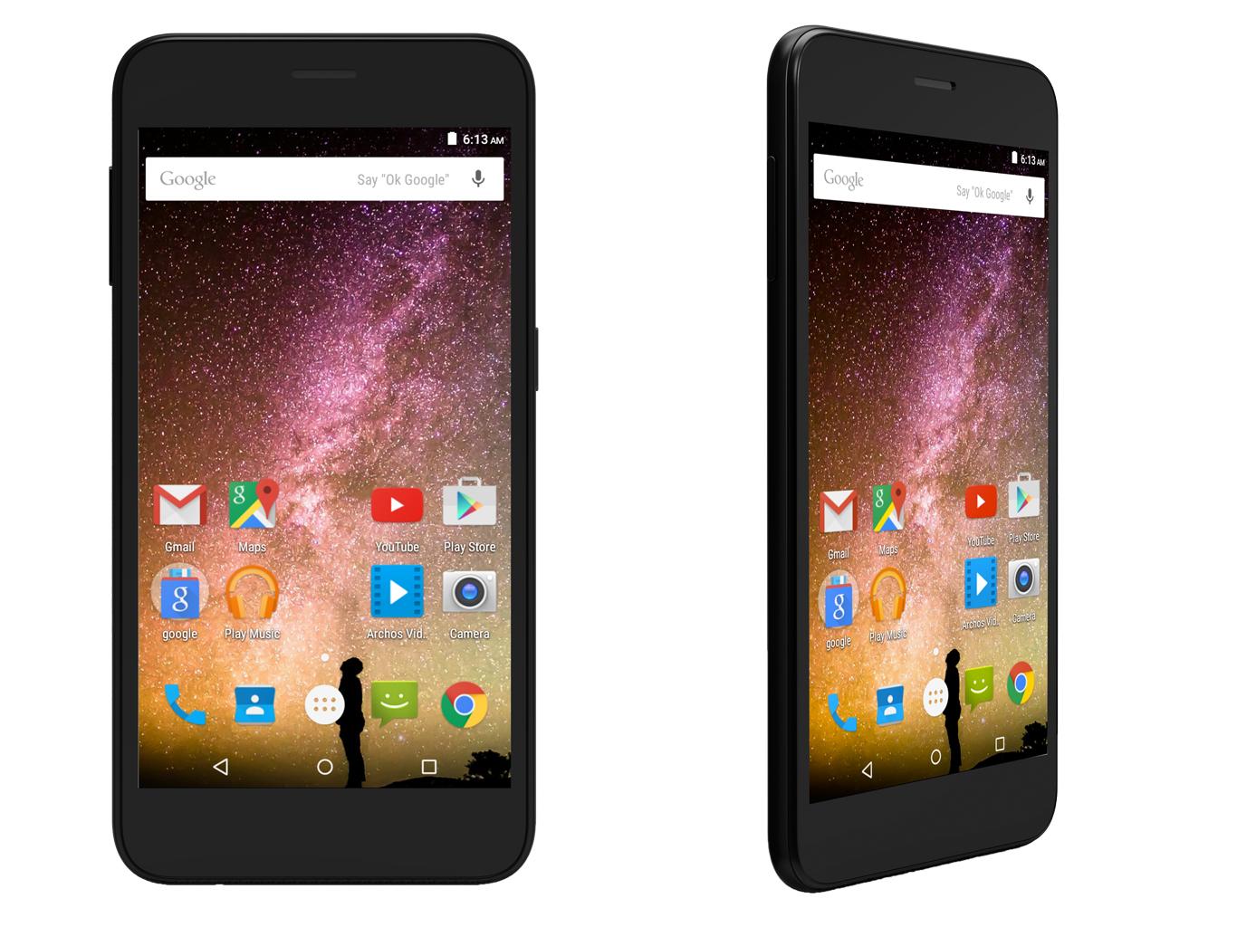 Archos 50 Power Smartphone Review